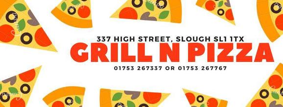 Grill N Pizza In Slough Restaurant Menu And Reviews