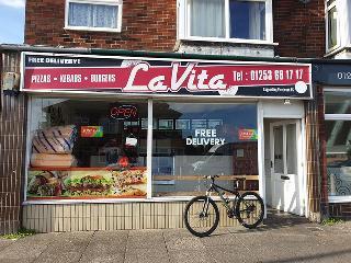 Pizza Lavita In Fleetwood Restaurant Menu And Reviews