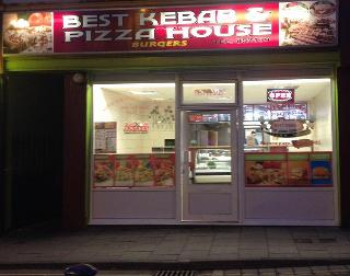 Best Kebab And Pizza House In Ramsgate Restaurant Menu And