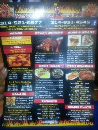 New york grill west florissant