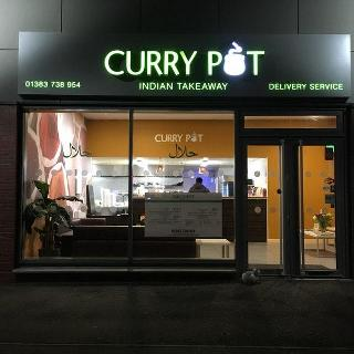 Curry Pot In Dunfermline Restaurant Menu And Reviews