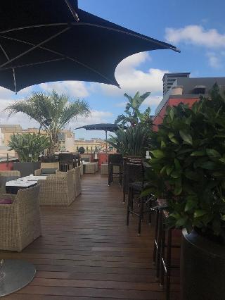 паб и бар La Terraza Del Hotel Villa Emilia барселона