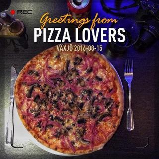 pizza lovers växjö