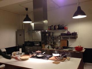 Restaurante Taller del Mesa (escuela del cocina), La Coruña