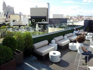 Terraza 360 Ada Palace Hotel In Madrid Restaurant Reviews