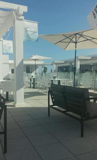 Terrazza Restaurant And Lounge In Quesada Restaurant