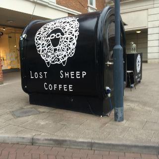 Lost Sheep Coffee Bus Station St Georges Ln In Canterbury