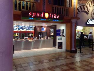 Spudulike K01 The Food Court The Trafford Centre In