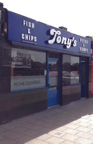 Tonys 52 Niddrie Mains Road In Edinburgh Restaurant