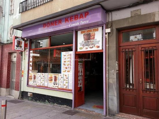 Menu At Indhu Döner Kebab Restaurant Ferrol
