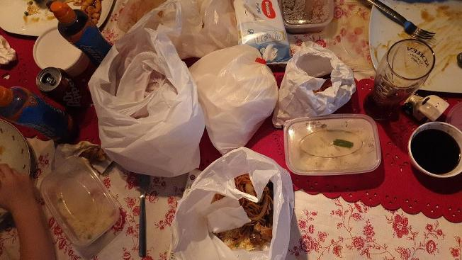 Menu At Chop Suey House Fast Food Woking