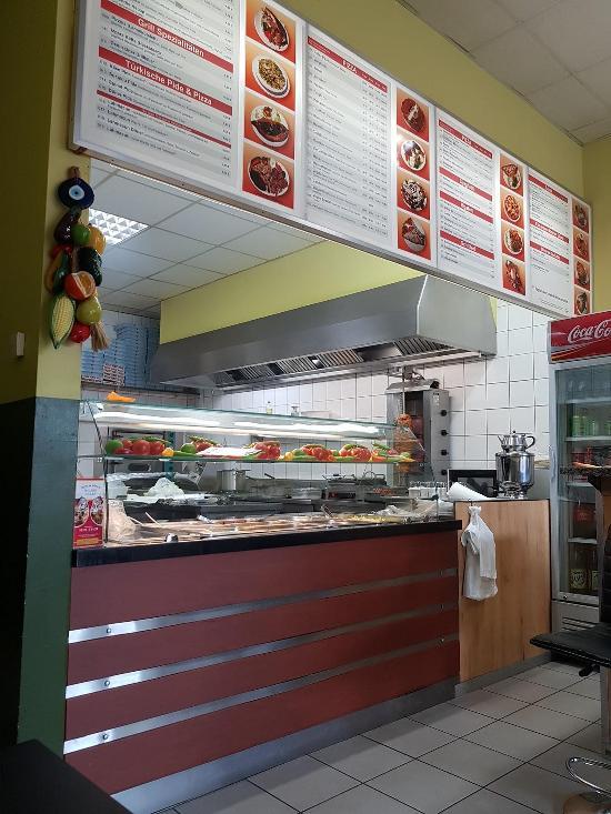Speisekarte Von Milano Aslan Restaurant Morfelden Walldorf