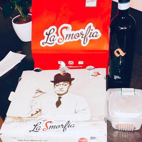 Anniversario Matrimonio Smorfia.La Smorfia Delivery Take Away Pizzeria Merano Via Petrarca