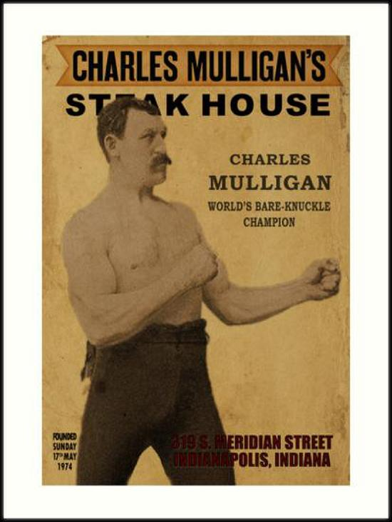 Charles Mulligan S Steakhouse In Indianapolis Restaurant