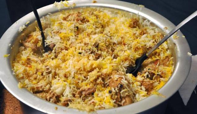pakistani chicken biryani recipe video - 600×346