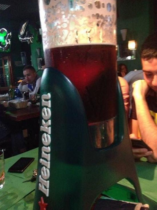 Tavoli E Sedie Heineken.Heineken Green Stage 34 Pub Bar Giarre Menu E Recensioni Del