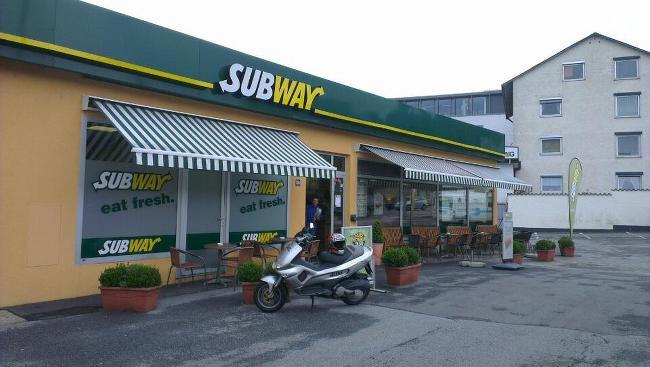 Speisekarte Von Subway Pub Bar Passau Spitalhofstrasse 100a