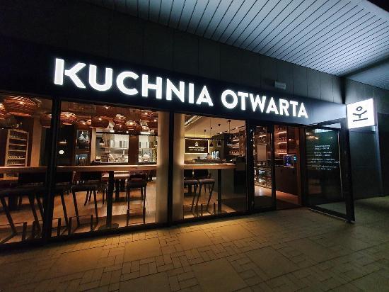 Menu At Kuchnia Otwarta Restaurant Lublin