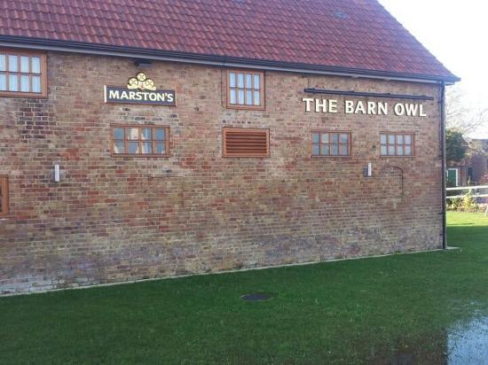 The Barn Owl in Gloucester - Restaurant menu and reviews