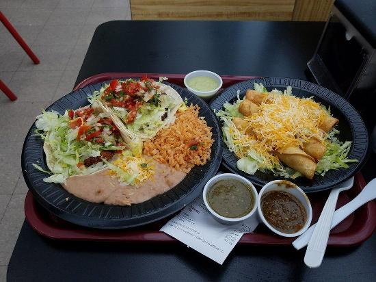 Mexican Taco Shop, 1901 SW 10th Ave in Topeka - Restaurant ...