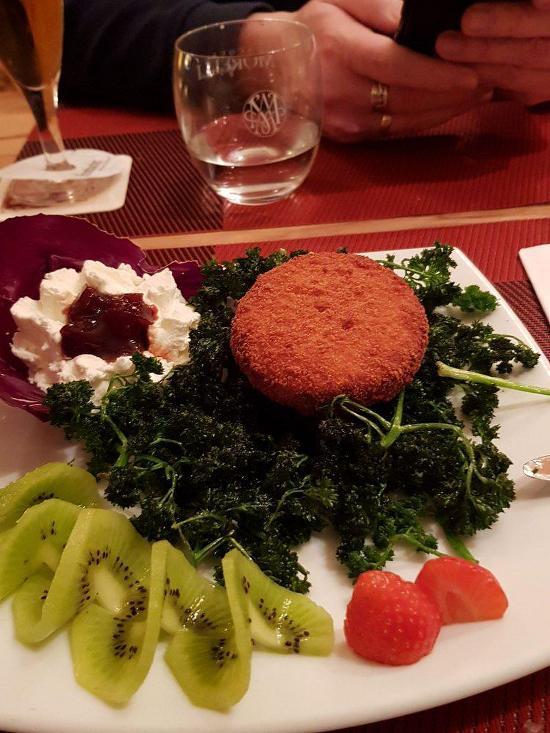 Speisekarte von Amici restaurant, Norderney