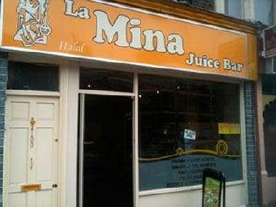 La Mina In Cardiff Restaurant Reviews