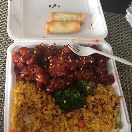 China Wok Restaurant: China Wok, 3737 Main St In College Park