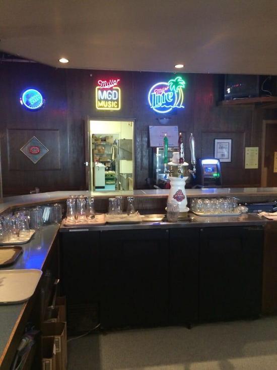 Menu At Wooden Nickel Saloon Pub Bar Indian Head