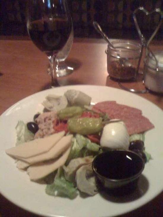 Santangelo's Restaurant in Liverpool - Restaurant menu and ...