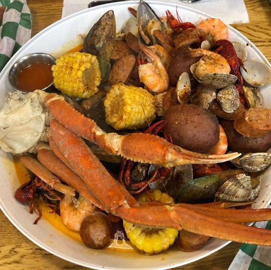 Menu At Lulu S Seafood Kitchen Restaurant Little Rock