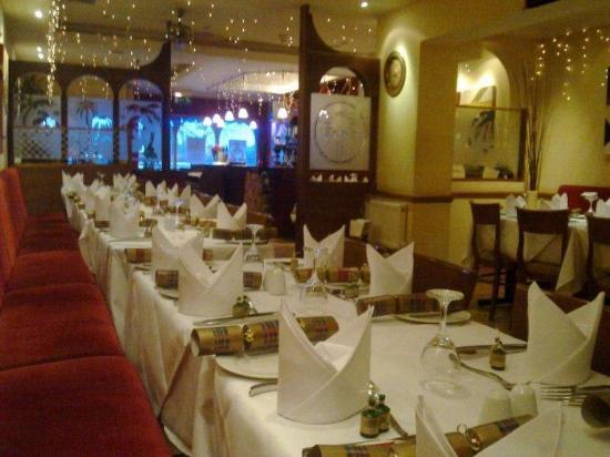 Menu At Darjeeling Tandoori Restaurant Ickenham