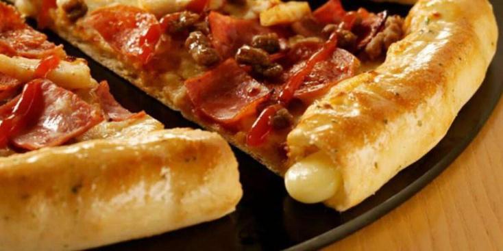 Menu At Pizza Hut Pizzeria Edinburgh 187 St Johns Rd