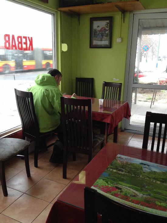 Menu At Kim Son Pub Bar Warsaw Miklaszewskiego 4