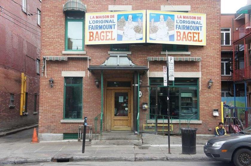 Ne manquez pas les bagels à la « montréalaise »