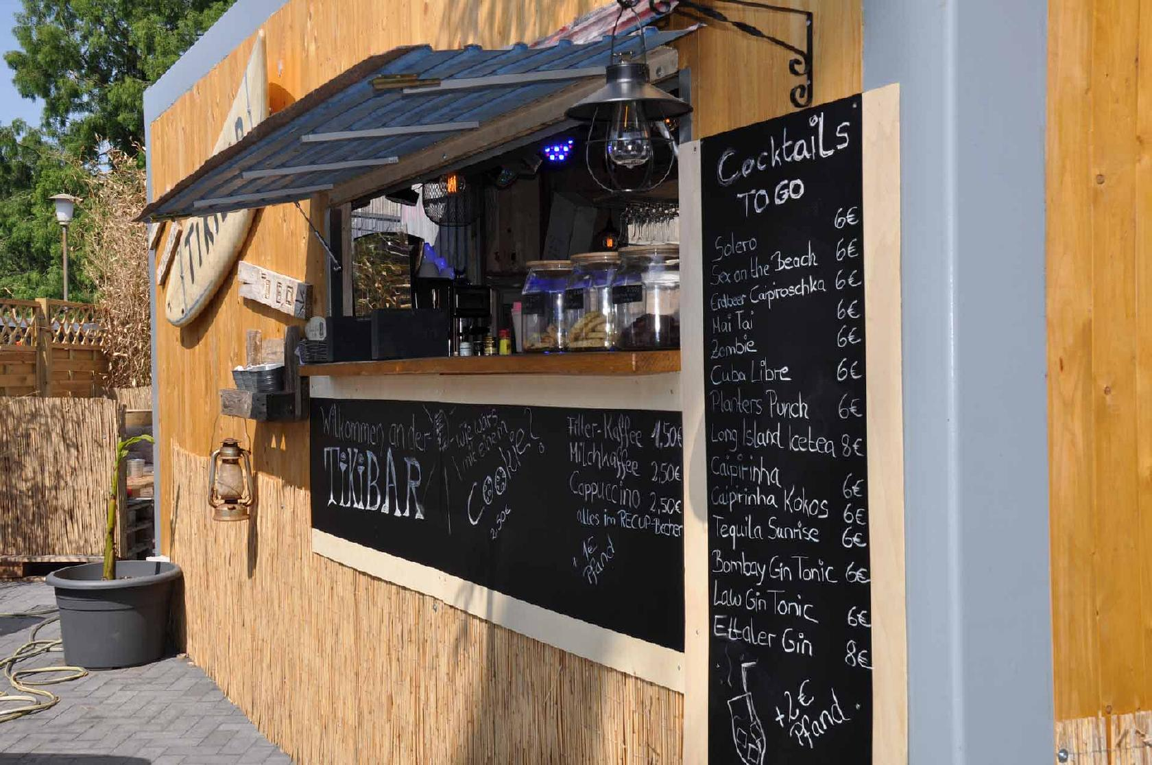 Tiki Bar Xanten Foto