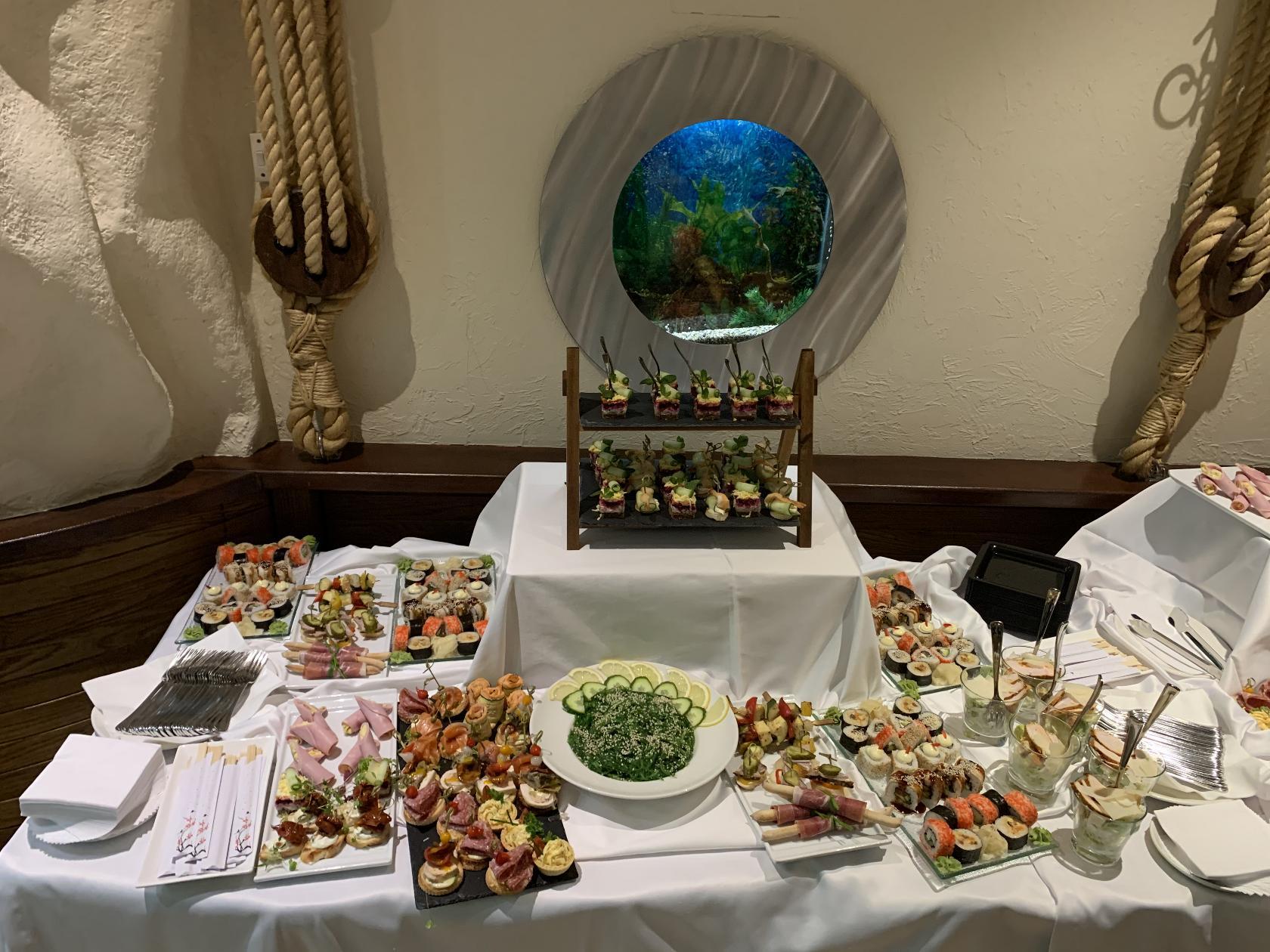 Admiral restaurant photo