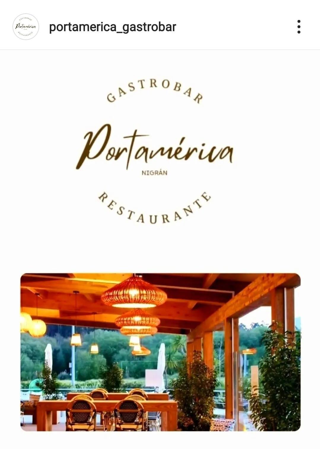 Foto de Port América Restaurante Cafetería