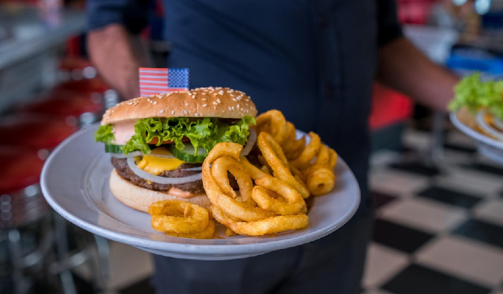 Jaroon's American Diner Foto