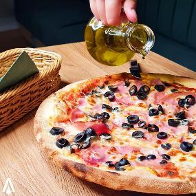 Szamot na Wielopolu - Dajwór 3 Pizza